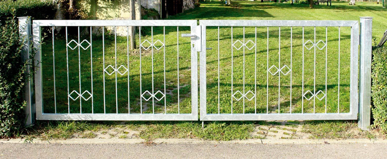 Gartentüren und Zäune – Mahler Metallbau
